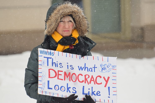 March For Our Lives, Iowa City | by CoraDove