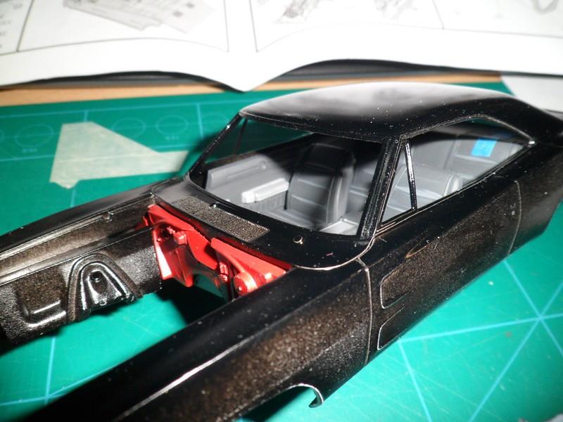Défi moins de kits en cours : Dodge Charger R/T 68 [Revell 1/25] - Page 3 39205770640_e8c5844cee_c