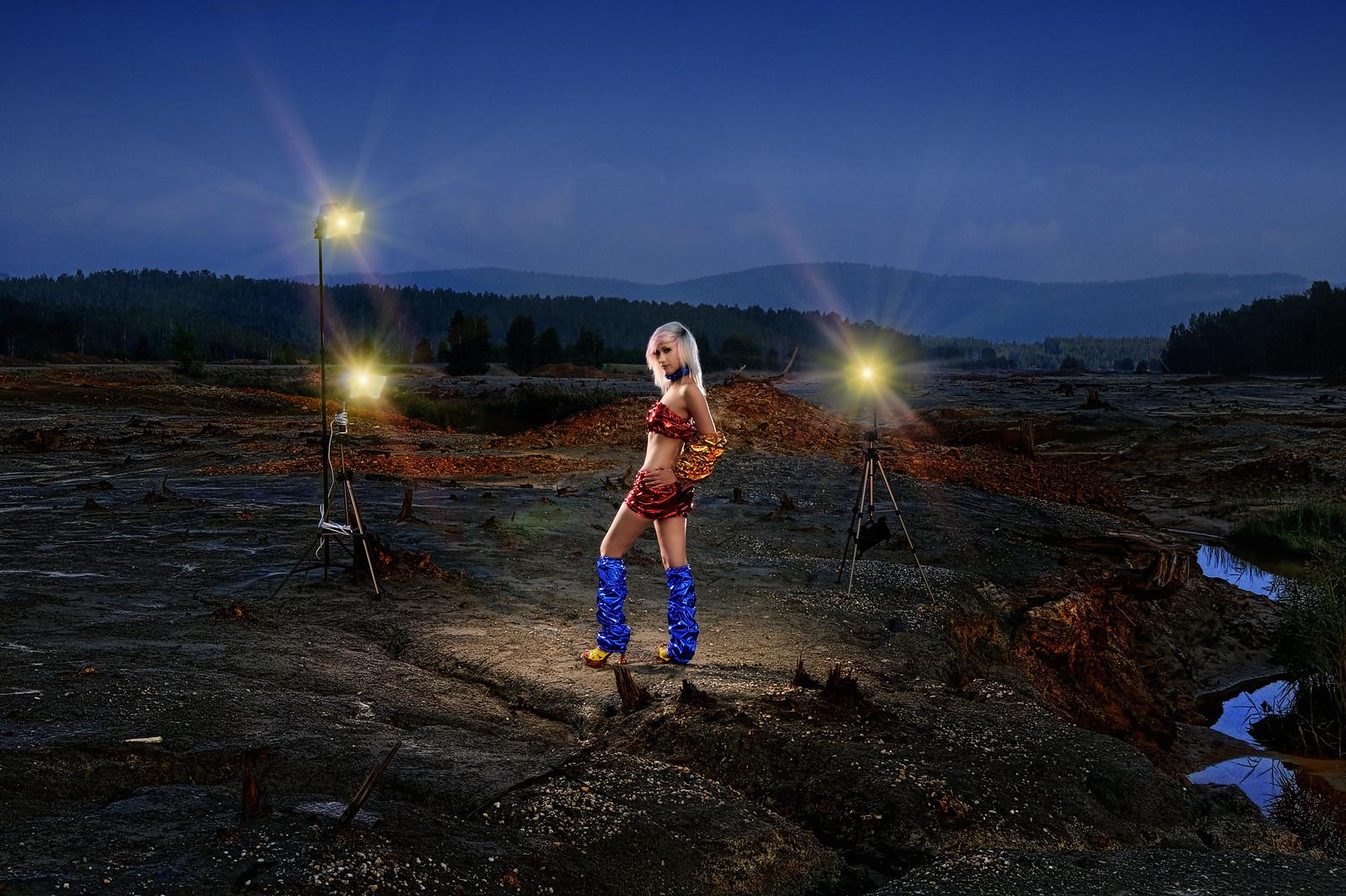 пейзаж фотограф Челябинск - Карабаш, экологическая катастрофа
