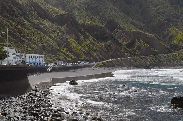 Roque de las Bodegas, Tenerife