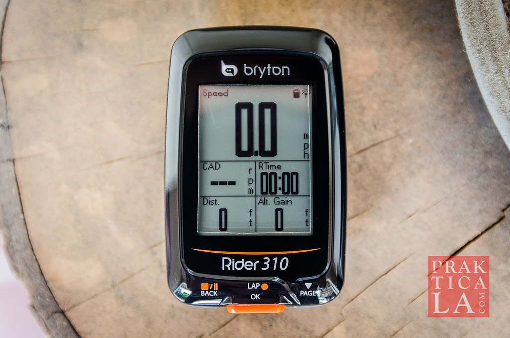 bryton rider 310 review