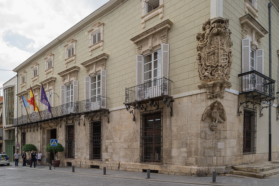 ... palacio del Marqués de Arneva (ayuntamiento) d14110f04dba