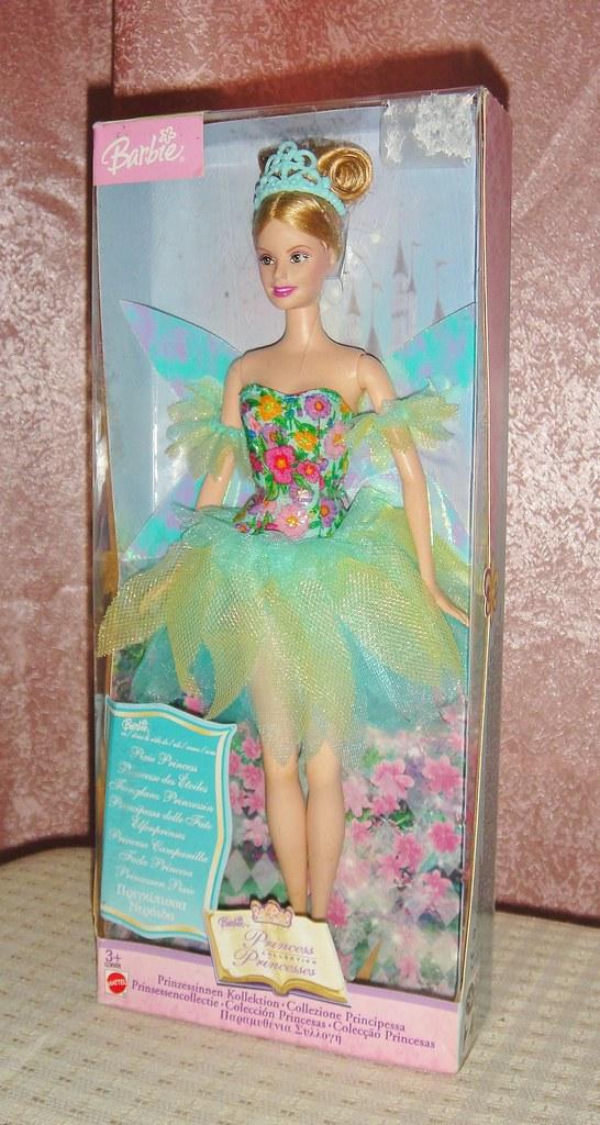 2004 Pixie Princess Barbie (1)   Paul BarbieTemptation ...