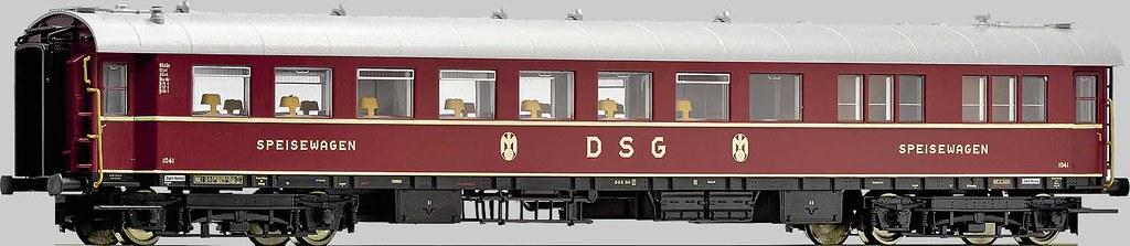 Roco 41507-2 WR4ü-28 DSG 1041