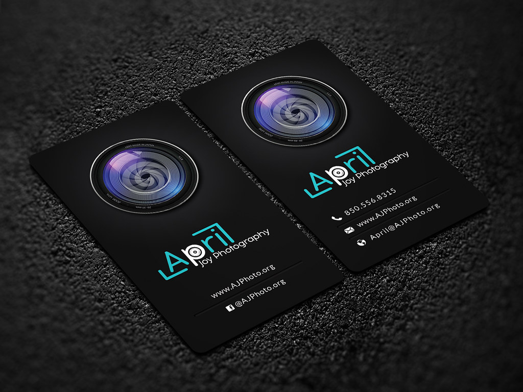 Photography Business Card | Md Sajjad Hossain | Flickr