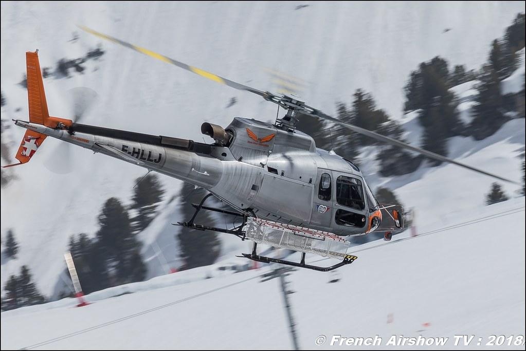 H125 - F-HLLJ , CMBH - Chamonix Mont blanc Hélico