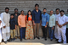Prasnistha Movie Opening Stills