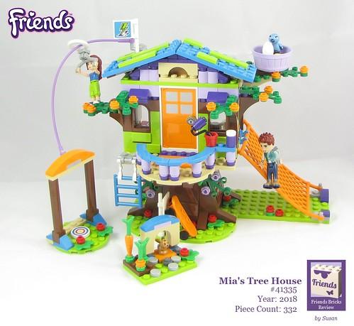 Lego Friends Mia Dog Name