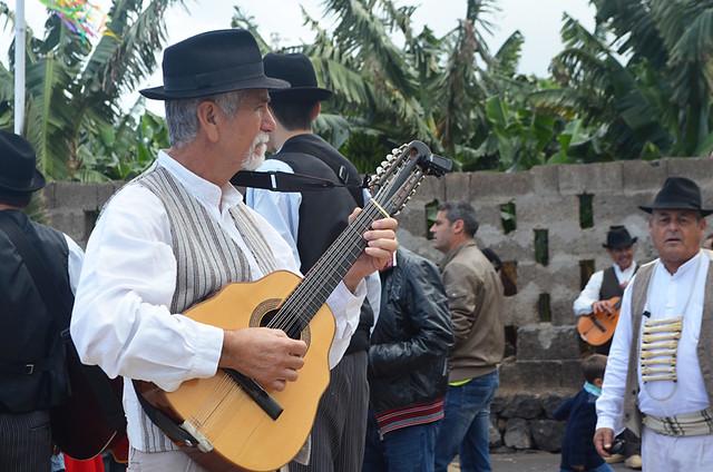 Trad costume, Buenavista del Norte, Tenerife