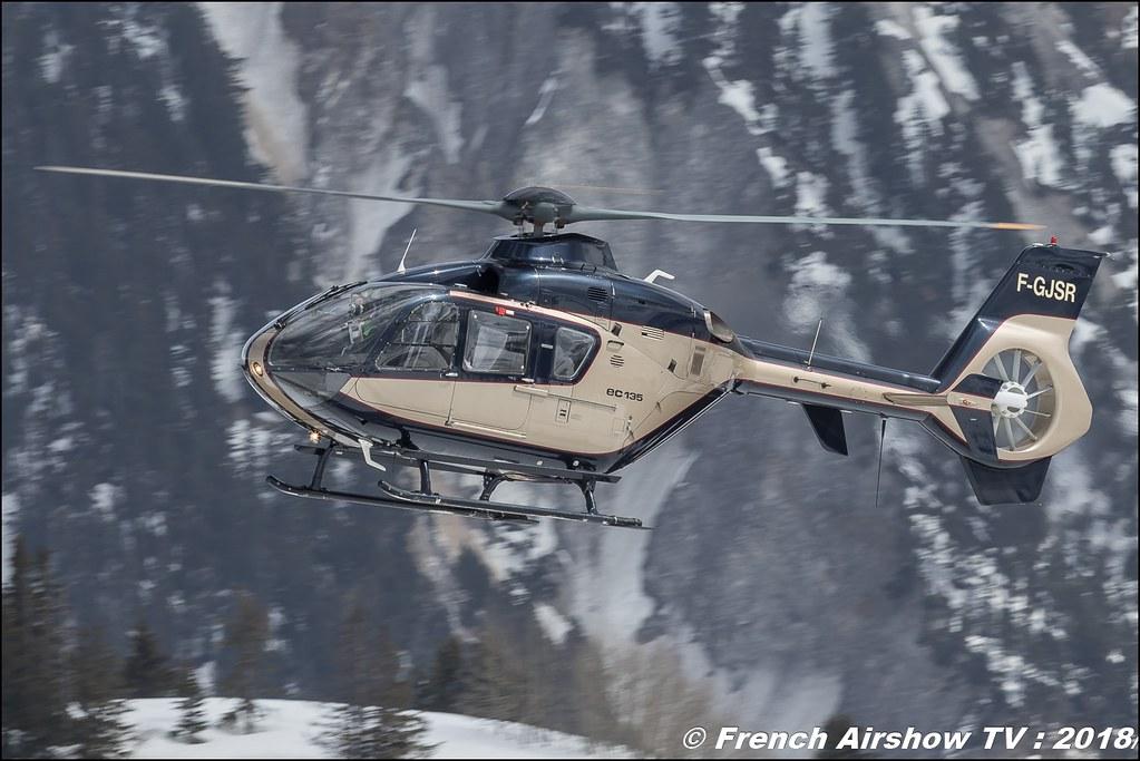 Eurocopter EC-135T2 - F-GJSR , SAF Helicopter