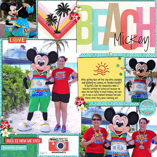 Beach Mickey | by heatherw25