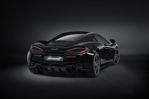 2018 McLaren 570GT MSO Black Collection - 02 | by Az online magazin