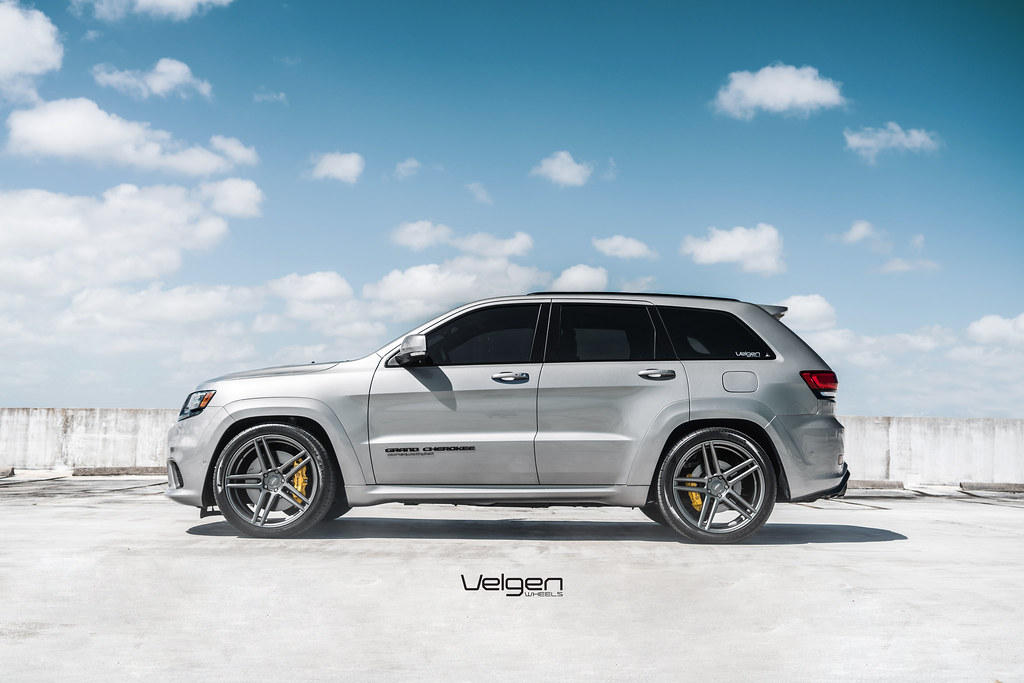 2018 Jeep Grand Cherokee >> JEEP TRACKHAWK VELGEN WHEELS SPLIT5 22"