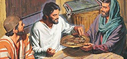 Chúa Giê-Su Phục Sinh Còn ...