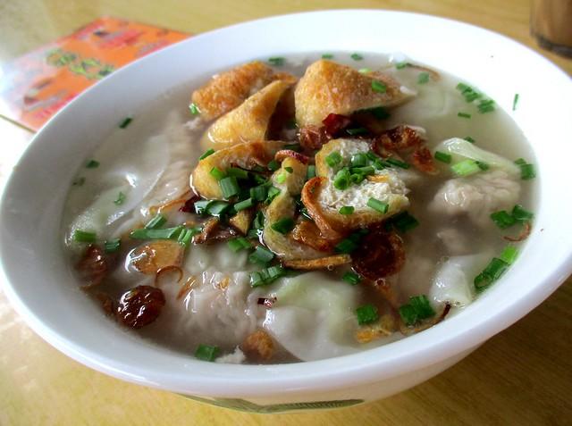 Ming Xuan Corner chap-chap soup