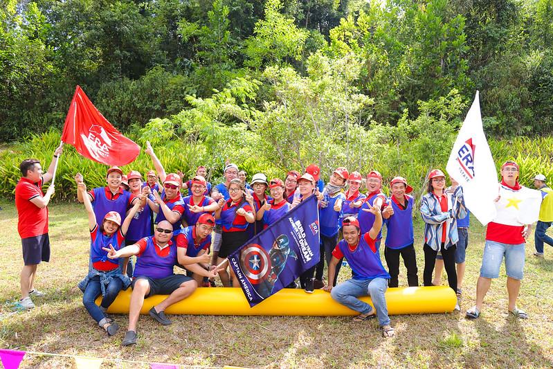 ERA Vietnam Team Building 03-2018 tập thể đoàn kết