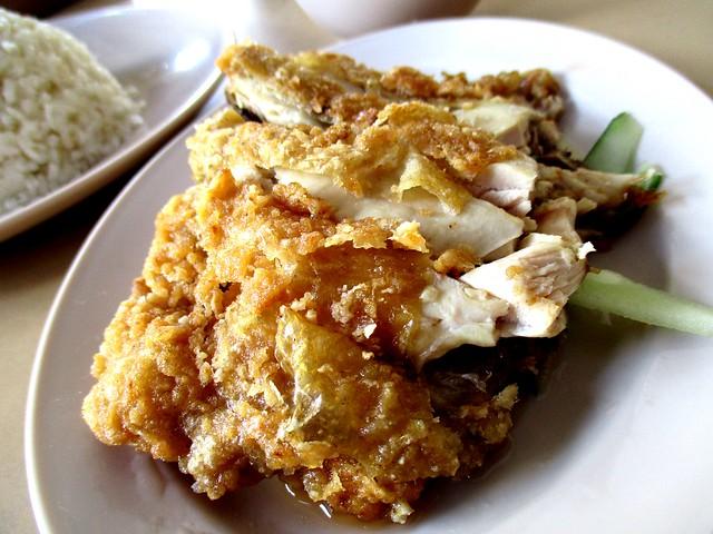 SARAWAKIA Cafe fried chicken