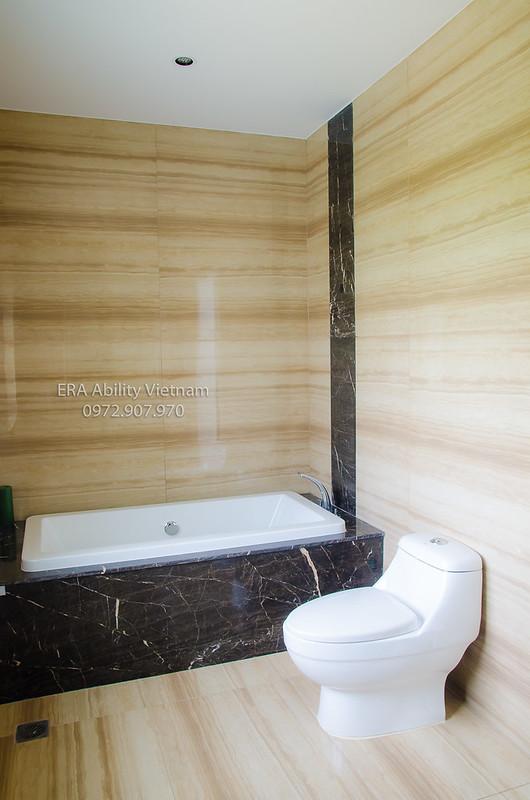 Bathroom nhà mẫu biệt thự Villa Park