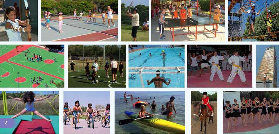 English Summer School σε αθλητική εκπαιδευτική κατασκήνωση από το Κέντρο Ξένων Γλωσσών Ζήκου