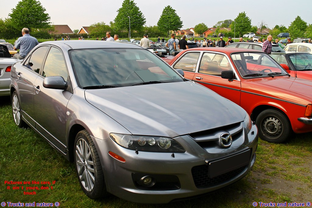 Mazda 6 MPS 2006 | A very fast Mazda, the 6 MPS had a 2.3 li… | Flickr