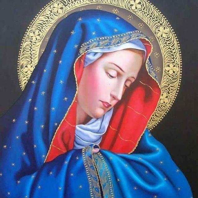 Virgen Dolorosa_