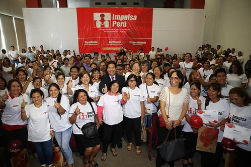 25.3.2018 |90 trabajadores del hogar es reconocida por el MTPE