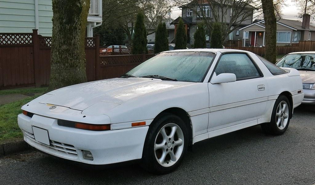 1991-92 Toyota Supra Turbo