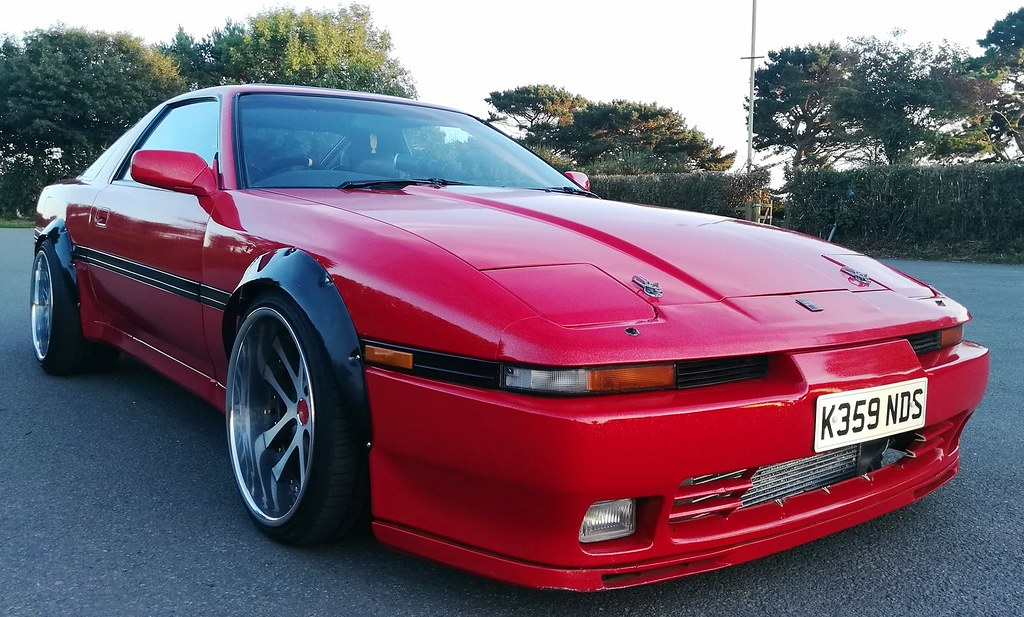 New Toyota Supra >> 1992 TOYOTA SUPRA TURBO | picture stolen from F/Book | Flickr