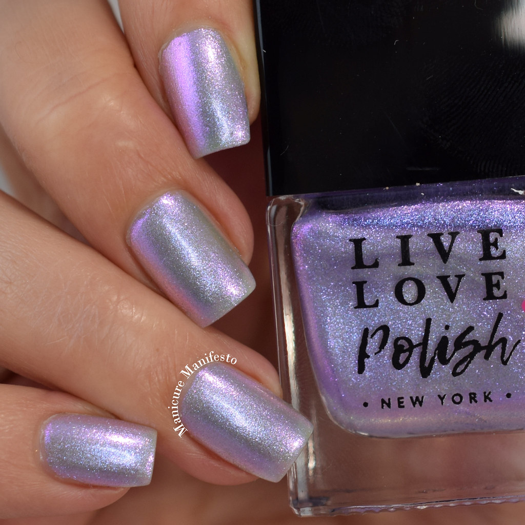 Live Love Polish Binky swatch
