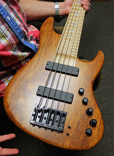 Miura Guitars - MB1 bass (2) | by Bluejay_SB
