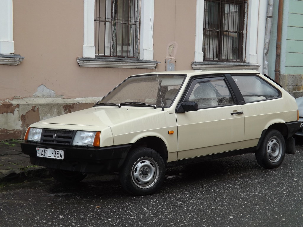 ... Lada 2108 | by Norbert Bánhidi
