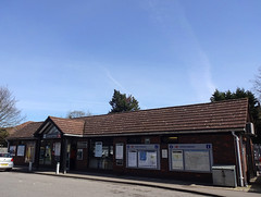 Picture of Sanderstead Station