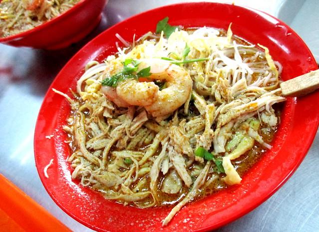 Thomson Corner Sarawak laksa