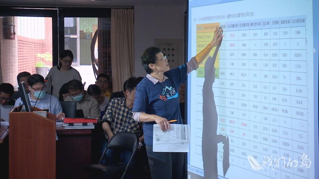 949-1-21環保人士陳椒華認為必須將水源保護區列入國土保育區第一級管制。