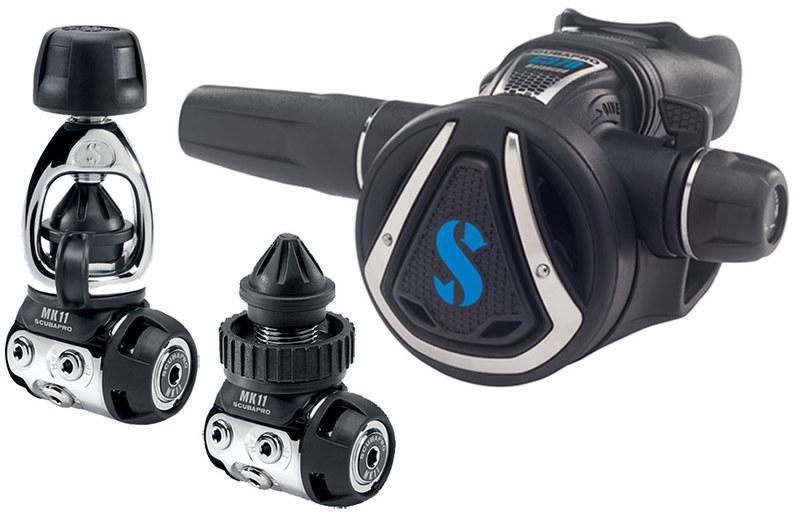 Regulador de buceo Scubapro MK11