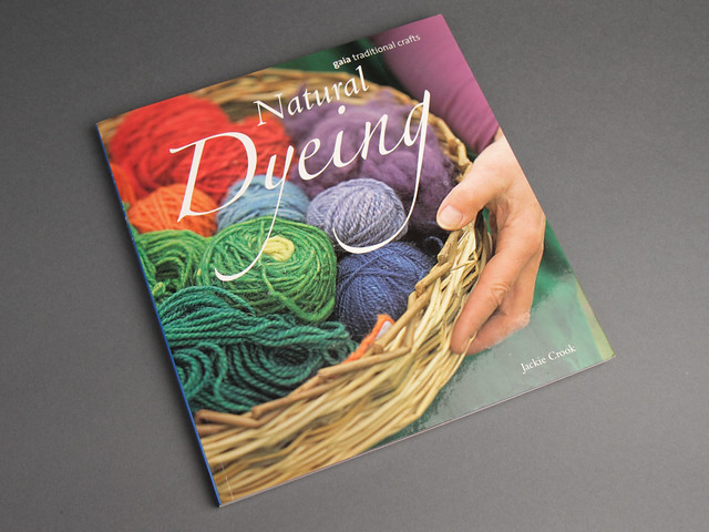 Pre-owned book: Natural Dyeing by Jackie Crook