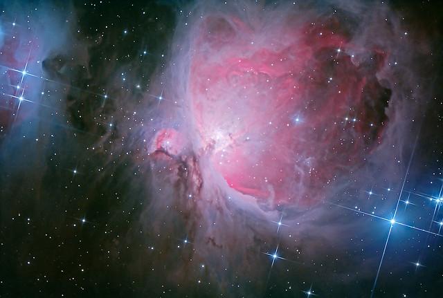 VCSE - A Nagy- és a Kis-Orion-köd - Majoros Attila