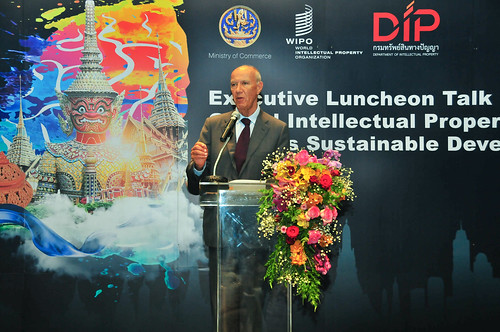 WIPO Director General Keynotes at IP Conference in Bangkok | by WIPO | OMPI