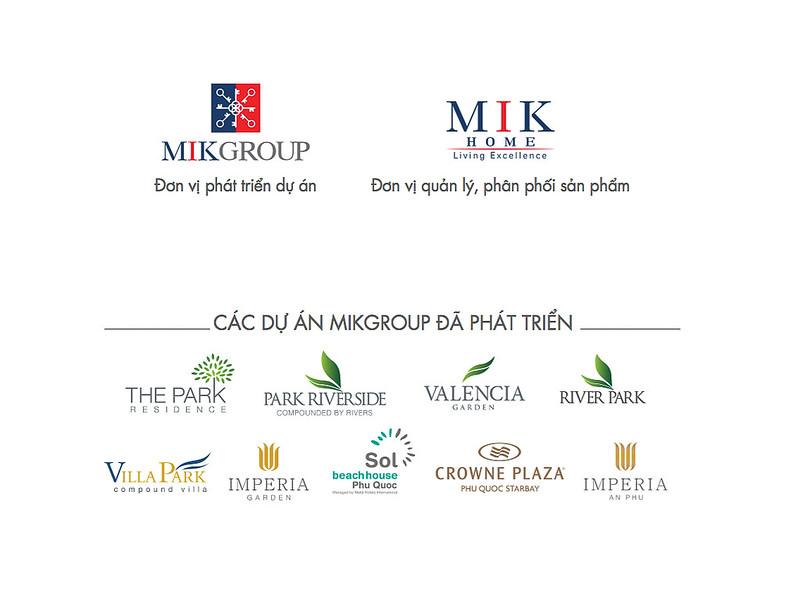 Tập đoàn phát triển bất động sản MIK group Vietnam 1