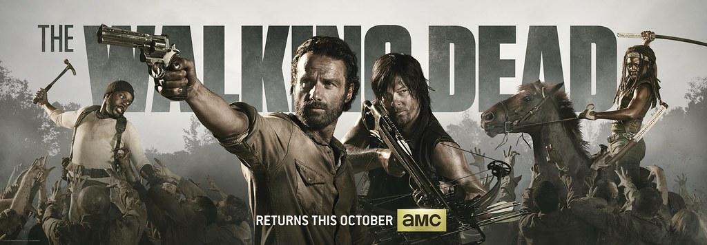 The Walking Dead 4ª Temporada | jean luccas | Flickr
