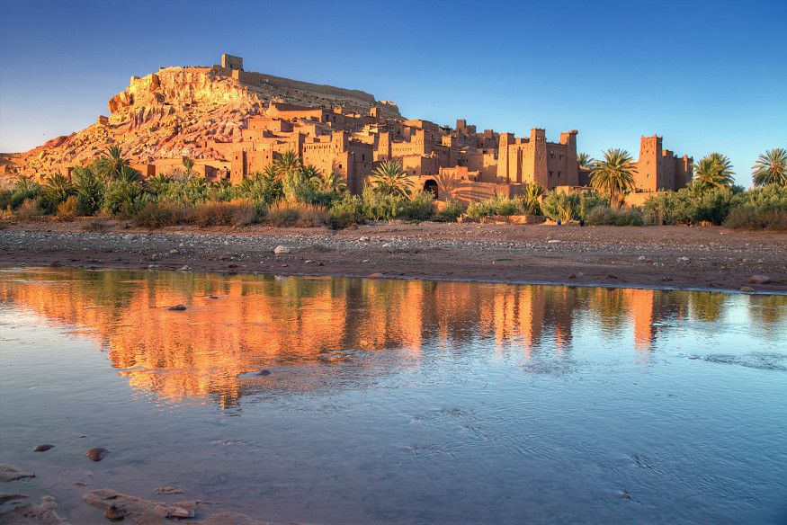 Yunkai Reflections | Ait Benhaddou, Morocco, before sunset ...