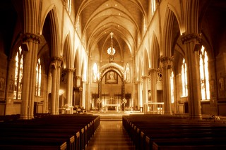 St. Joseph Cathedral, Columbus, Ohio | by Matt Cline