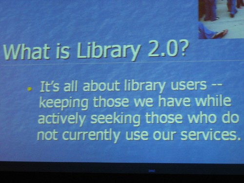 What is Library 2.0? | by FVinSC