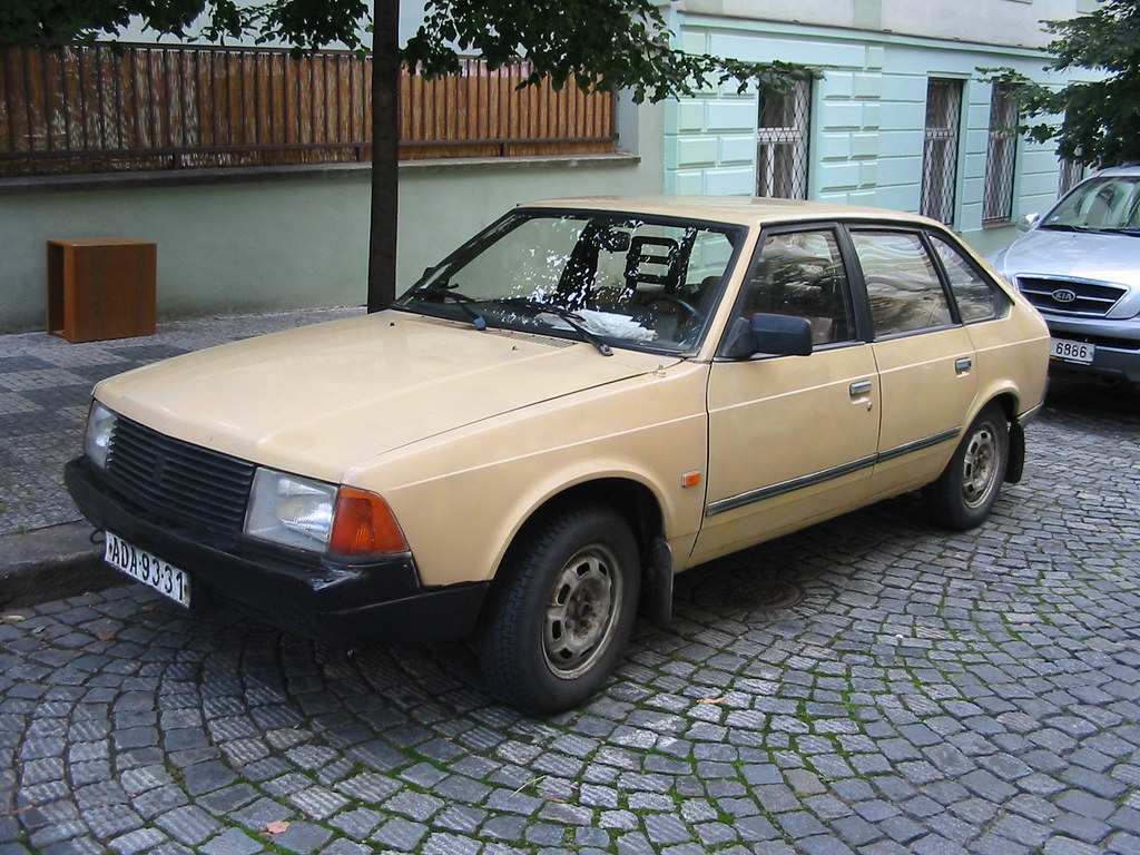 ... Moskvich 2141 Aleko | by Prague Cars
