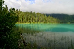 Emerald lake on Emerald | by Chris & Lara Pawluk
