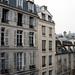 From our room at Hotel de la Place des Vosges