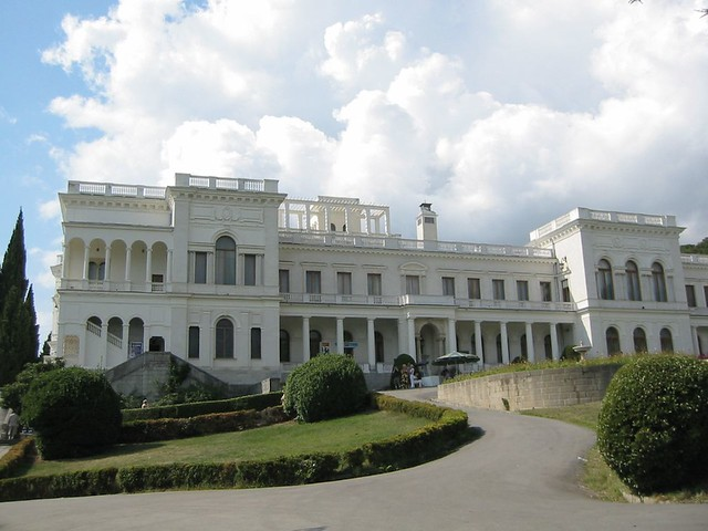 Livadia Palace  See More Like This At Www