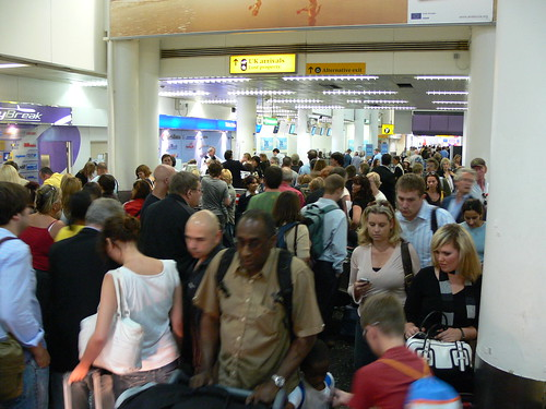 Near-chaos at Gatwick | by Lars Plougmann