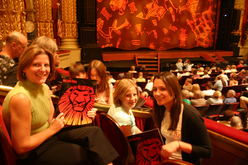 Academy of music box seats and stage a mother and two for The balcony music