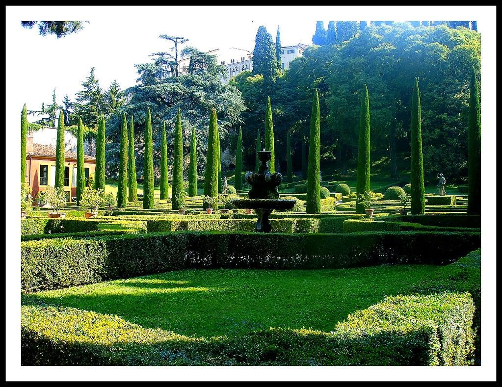 Giardino giusti verona italy wilthaihui flickr for B b giardino giusti verona